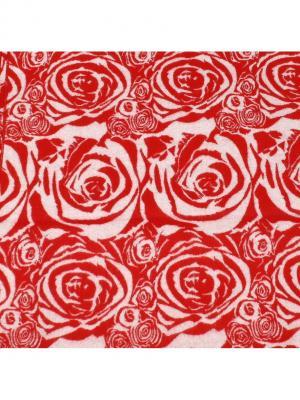 Платок Dolci Capricci. Цвет: красный, белый