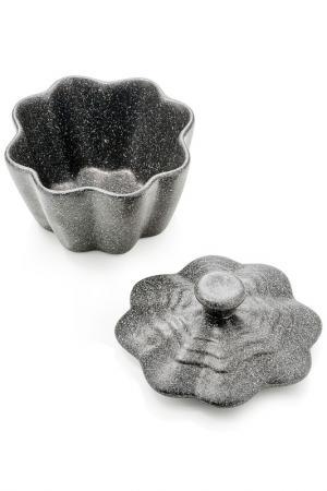 Кокотница Brandani. Цвет: серый