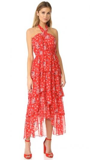 Платье Valeria MISA. Цвет: fl2