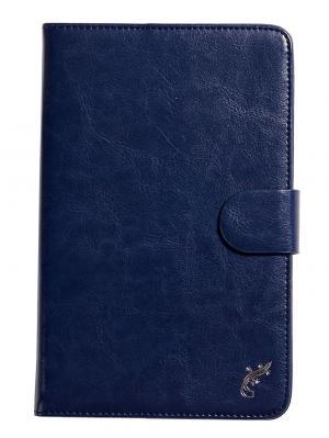 Универсальный чехол G-Case Business для 8 дюймов. Цвет: темно-синий