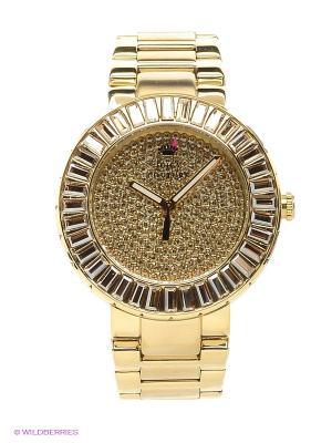 Часы Juicy Couture. Цвет: желтый