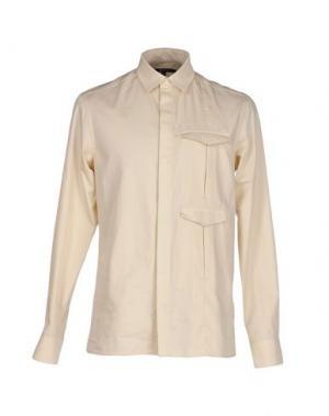 Pубашка QASIMI. Цвет: песочный