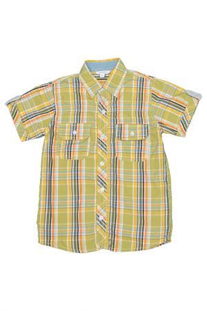 Рубашка Dodipetto. Цвет: зеленый