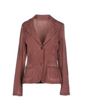 Пиджак ATHLETIC VINTAGE. Цвет: пастельно-розовый
