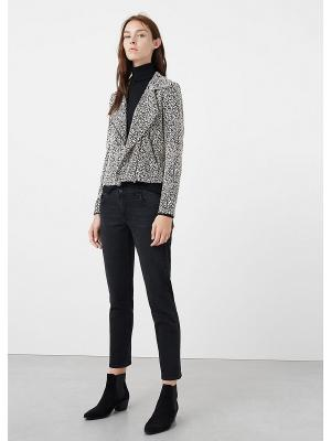 Куртка - RITAS Mango. Цвет: белый