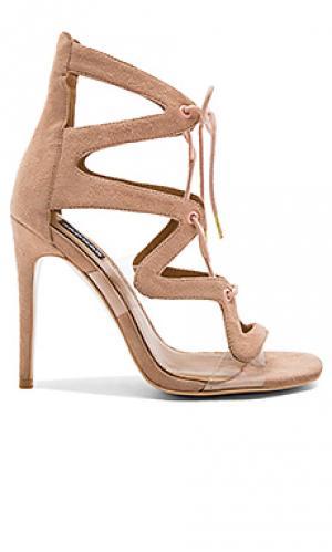 Туфли на каблуке hypnotic JAGGAR. Цвет: румянец