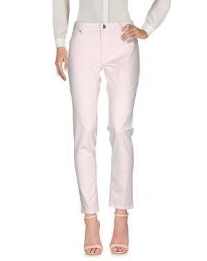 Повседневные брюки DL1961. Цвет: светло-розовый