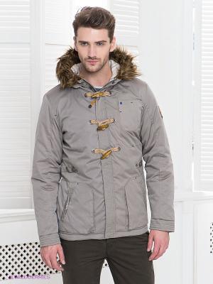 Куртка Rum Jungle. Цвет: серый