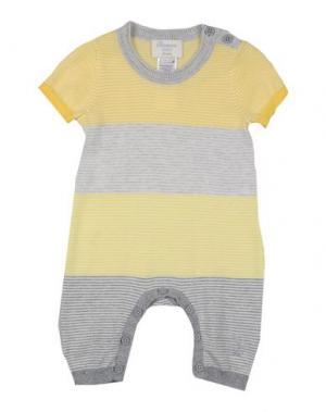 Детский комбинезон BONNIE BABY. Цвет: желтый