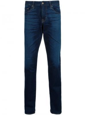 Джинсы  Graduate 5 Year Outcome Ag Jeans. Цвет: синий