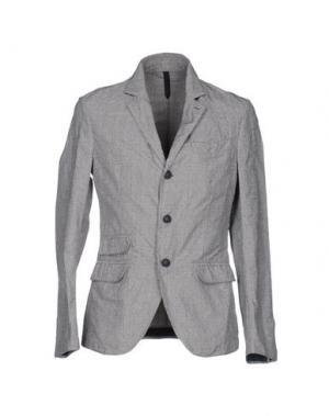 Пиджак AQUARAMA. Цвет: серый
