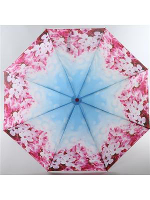 Зонт Airton. Цвет: зеленый, белый, светло-желтый