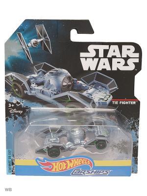 Звездный транспорт Star Wars Hot Wheels. Цвет: прозрачный, зеленый