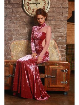 Платье Вестетика бархат