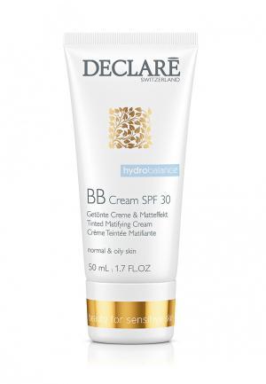 Увлажняющий крем BB SPF 30 Declare. Цвет: белый