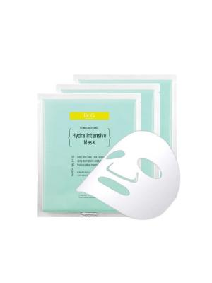 Маска тканевая увлажняющая Hydra Intensive Mask, 20 мл (в упаковке 3 шт) Dr.G. Цвет: белый