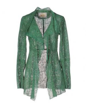 Легкое пальто VINTAGE DE LUXE. Цвет: зеленый