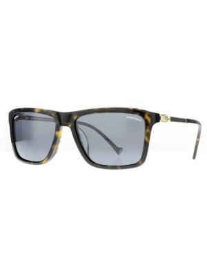 Солнцезащитные очки Dakota Smith. Цвет: темно-коричневый