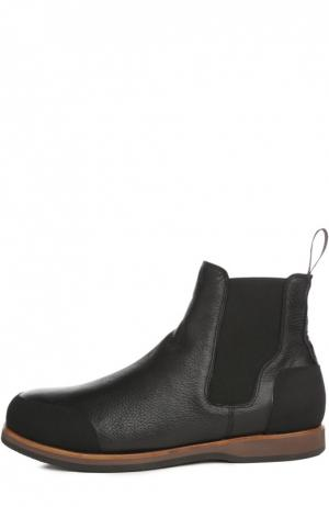 Полусапоги Zonkey Boot. Цвет: черный