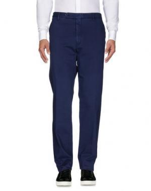 Повседневные брюки ROTASPORT. Цвет: темно-синий