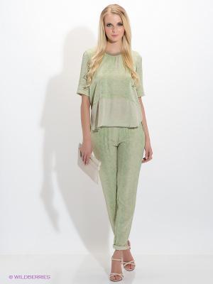 Брюки American Outfitters. Цвет: светло-зеленый