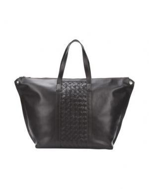 Дорожная сумка 8. Цвет: темно-коричневый