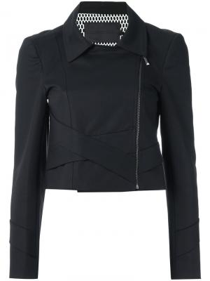 Panelled jacket Giuliana Romanno. Цвет: none