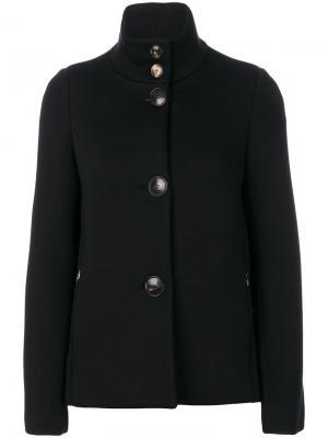 Куртка на пуговицах Rrd. Цвет: чёрный