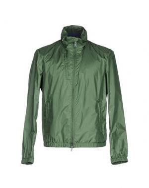 Куртка ALLEGRI A-TECH. Цвет: зеленый
