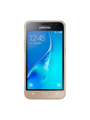 Смартфон J120 Galaxy J1 Samsung. Цвет: желтый
