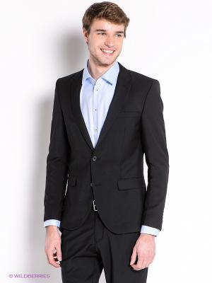 Пиджак SELECTED. Цвет: черный