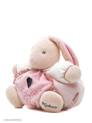Заяц средний - Любовь, коллекция Розочка Kaloo. Цвет: розовый
