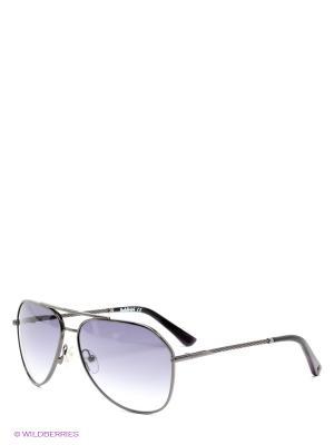 Солнцезащитные очки Baldinini. Цвет: черный