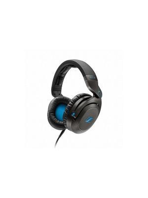 Наушники HD7 DJ Sennheiser. Цвет: черный
