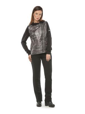 Куртка HELMIDGE. Цвет: темно-серый, черный