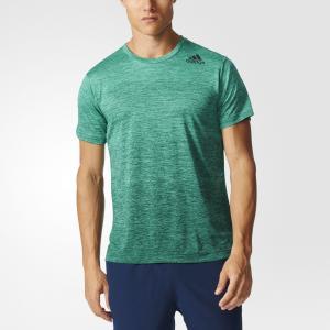 Футболка спортивная FREELIFT GRAD  Performance adidas. Цвет: зеленый