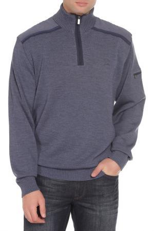 Пуловер Paul & Shark. Цвет: синий