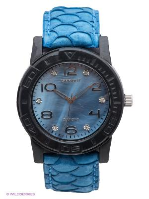 Часы Sprout. Цвет: синий