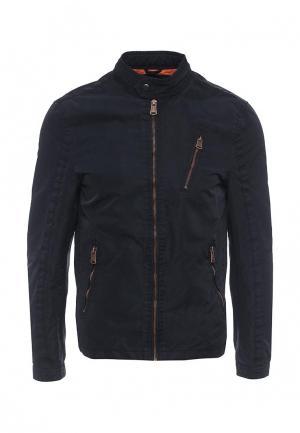 Куртка Blend. Цвет: синий