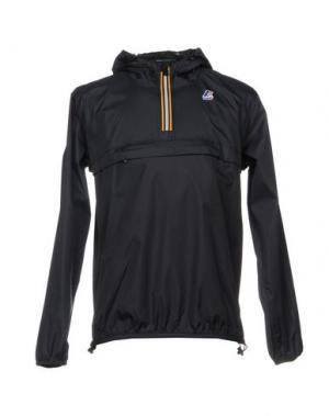 Куртка K-WAY. Цвет: темно-синий