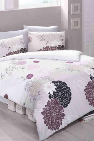 Single Quilt Cover Set Victoria. Цвет: white, cream, black