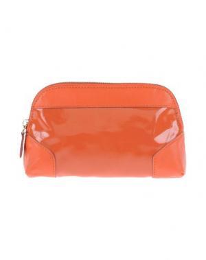 Косметичка PINKO BAG. Цвет: оранжевый