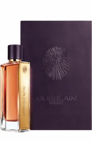 Парфюмерная вода A&M Angelique Noire Guerlain. Цвет: бесцветный