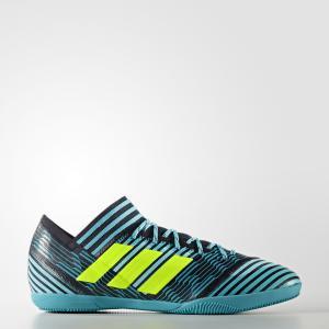 Футбольные бутсы (футзалки) Nemeziz Tango 17.3 IN  Performance adidas. Цвет: желтый