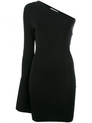 Платье Danica Solace. Цвет: чёрный