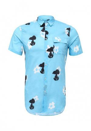 Рубашка Iceberg. Цвет: разноцветный