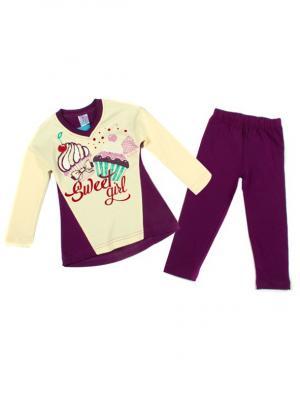 Комплект одежды PEPELINO. Цвет: бежевый