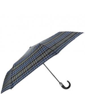 Складной зонт с изогнутой ручкой FLIORAJ. Цвет: хаки