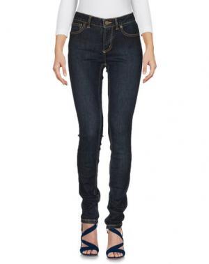 Джинсовые брюки MARC BY JACOBS. Цвет: синий