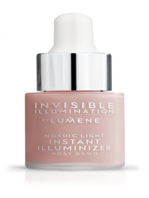 Lumene Хайлайтер ухаживающий Утренний свет Invisible Illumination, 15 мл. Цвет: белый